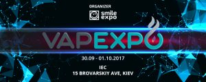 VAPEXPO Kiev 2017: Are You Ready For The Main Vape Event Of Ukraine?