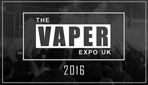 Review of The Vaper Expo 2016 UK