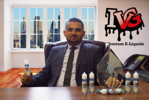 I VG Enjoys a sweet taste of victory with an international accolade at Vapouround Awards 2018